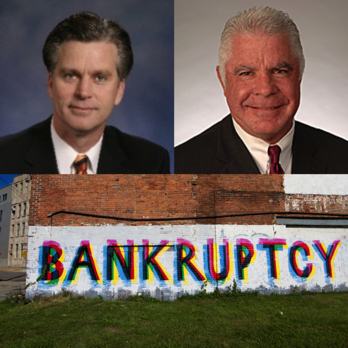Embattled ex-state treasurer lands job with key Detroit bankruptcy consultant