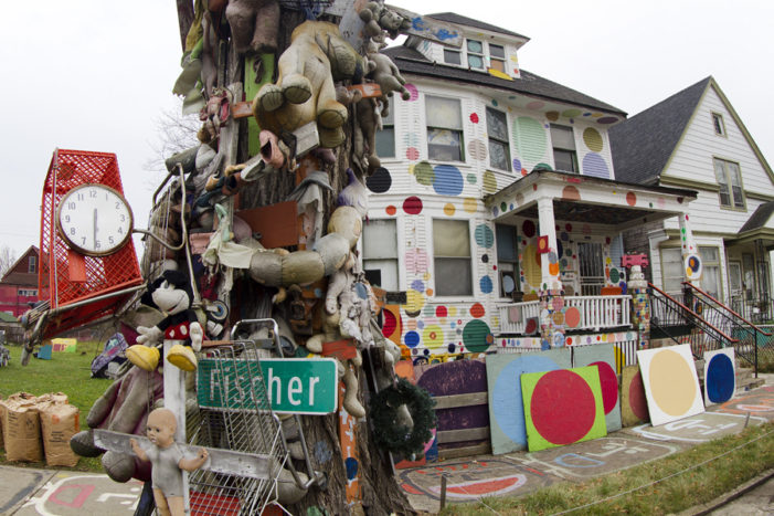 Polka Dot Rebellion: Heidelberg Project survived on guts, vision of Tyree Guyton