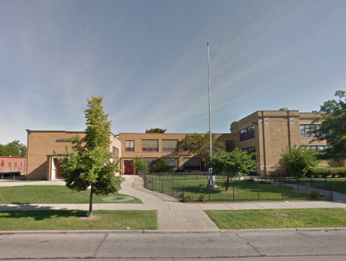 Police catch girls, ages 11 to 13, trying to burn down vacant Detroit school