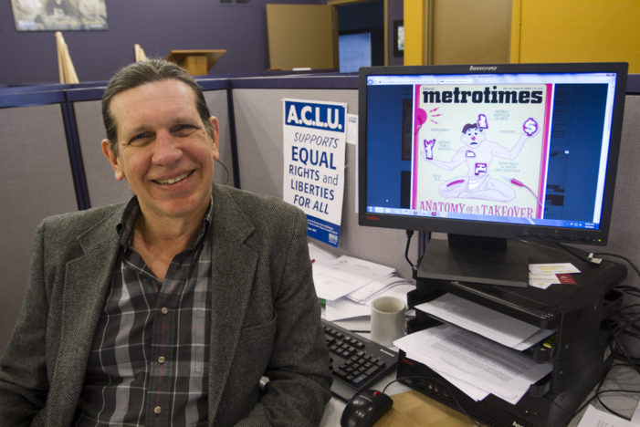 Calling his firing 'shameful,' new Metro Times owners bring back veteran reporter Curt Guyette