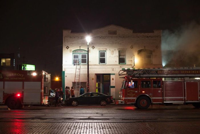 Fire breaks out at crowded PJ's Lager House in Corktown; 3 cats die
