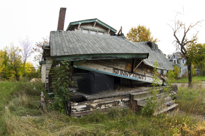 9 highlights from unprecedented study of Detroit's blighted landscape