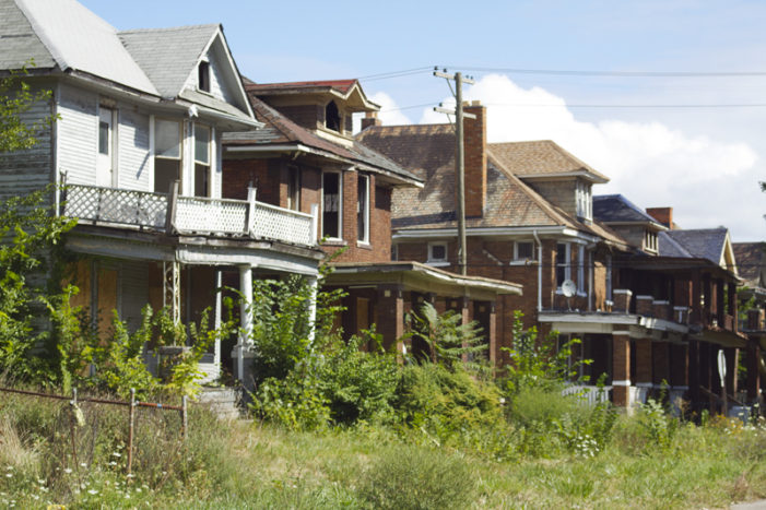 Sobering report: 20% of Detroiters could lose homes to tax foreclosure this year