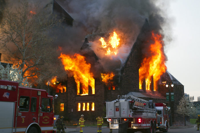How 10,000+ fires devoured Detroit neighborhoods over the past 3 years