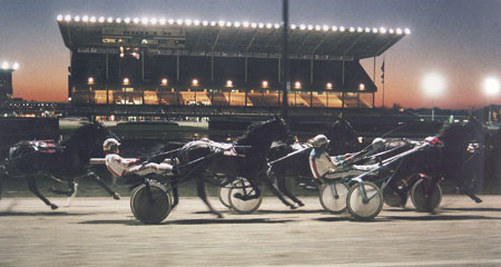 Hazel Park Raceway, via state of Michigan