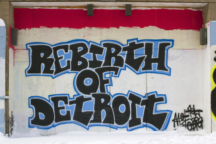 88 ideas to enhance Detroit with art