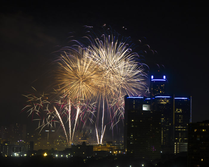 'Knockout game' may target police during tonight's fireworks in Detroit