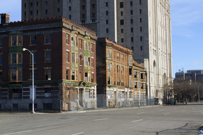 Lens on Detroit: Historic Second Ave. undergoes transformation in Cass Corridor