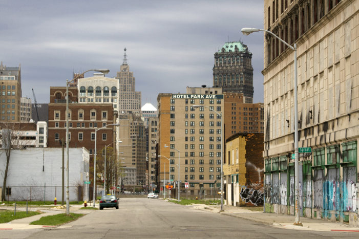 Lens on Detroit: Red Wings arena to transform impoverished Cass Corridor