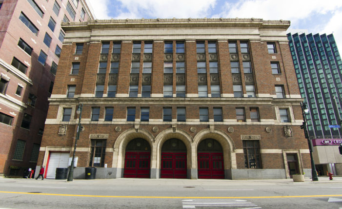 Historic Detroit fire headquarters to be converted into upscale hotel