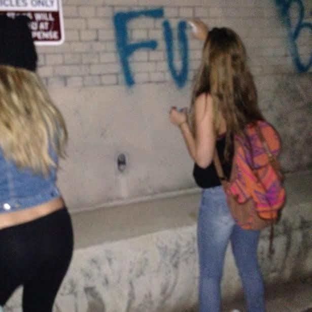 3 Grosse Pointe teens busted for spray painting downtown Detroit building