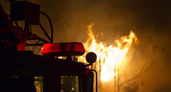 Disabled boy dies, mother rescued in house fire in Detroit