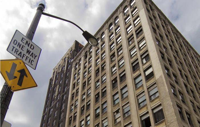 Preservationists fight to save historic Park Avenue Building in downtown Detroit