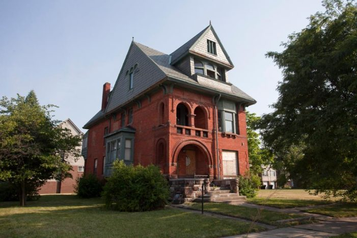 Detroit's first black hospital pulled from auction after bidding reached $196,000