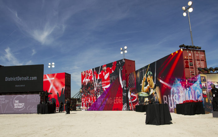 9 photos of new Red Wings arena groundbreaking