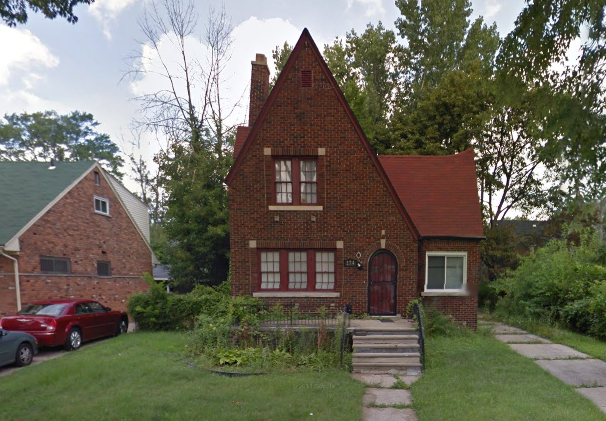 This 91-year-old house is at 174 W. Grixdale. Taxes owed: $19,300.