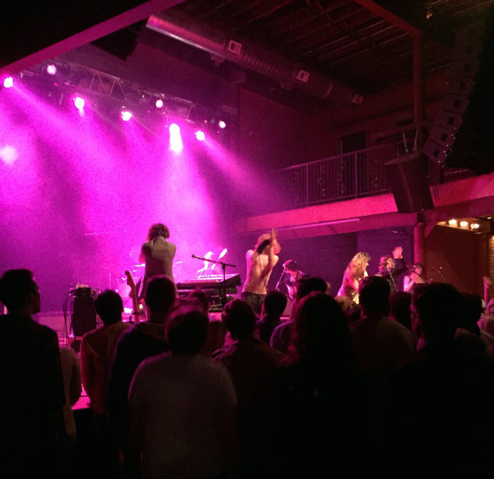 Psychedelic indie-rock band Foxygen brings high energy to Crofoot