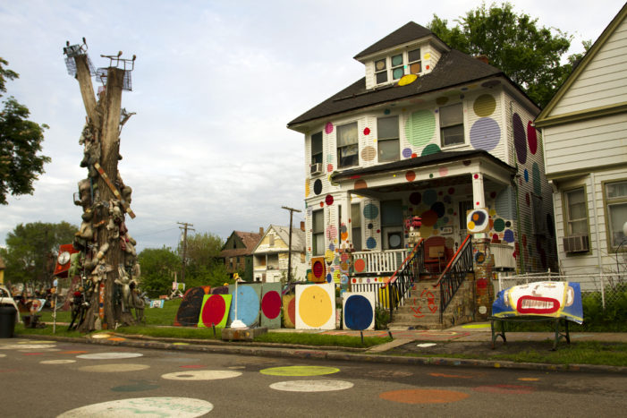 Fouts mum on using n-word, Heidelberg Project, Detroit towing, Schuette: Your Friday morning briefing