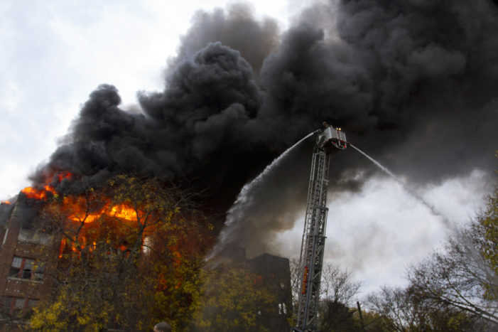 Detroit Fire Department wildly underreports arsons to FBI; investigates tiny fraction of fires