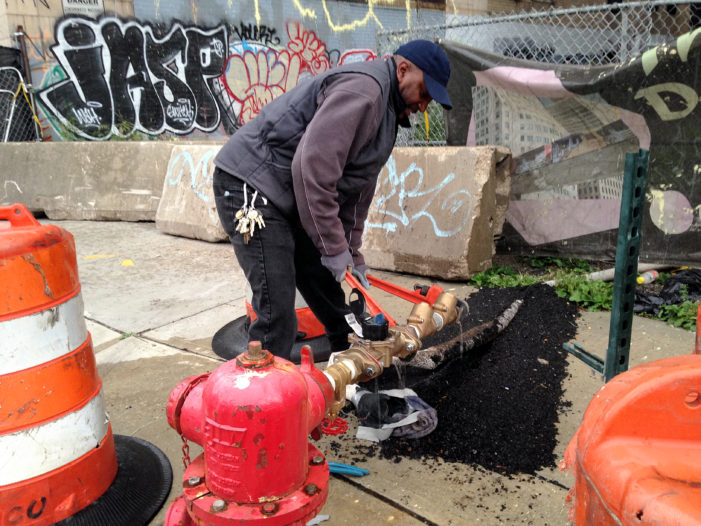 More bad news for downtown Detroit coffee shop relying on fire hydrant for water