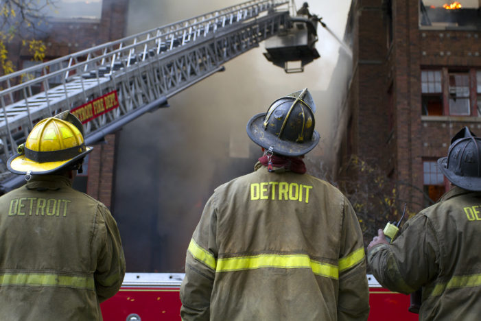 Detroit on Fire: 220+ houses, buildings burn in January; fire rigs malfunction