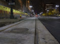 Controversial QLine streetcar hit with anti-police graffiti in Detroit