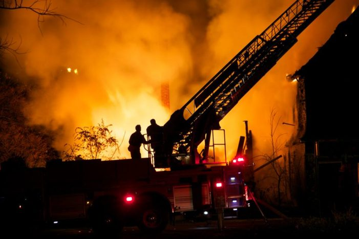 Devils' Night no longer most destructive period for fires in Detroit