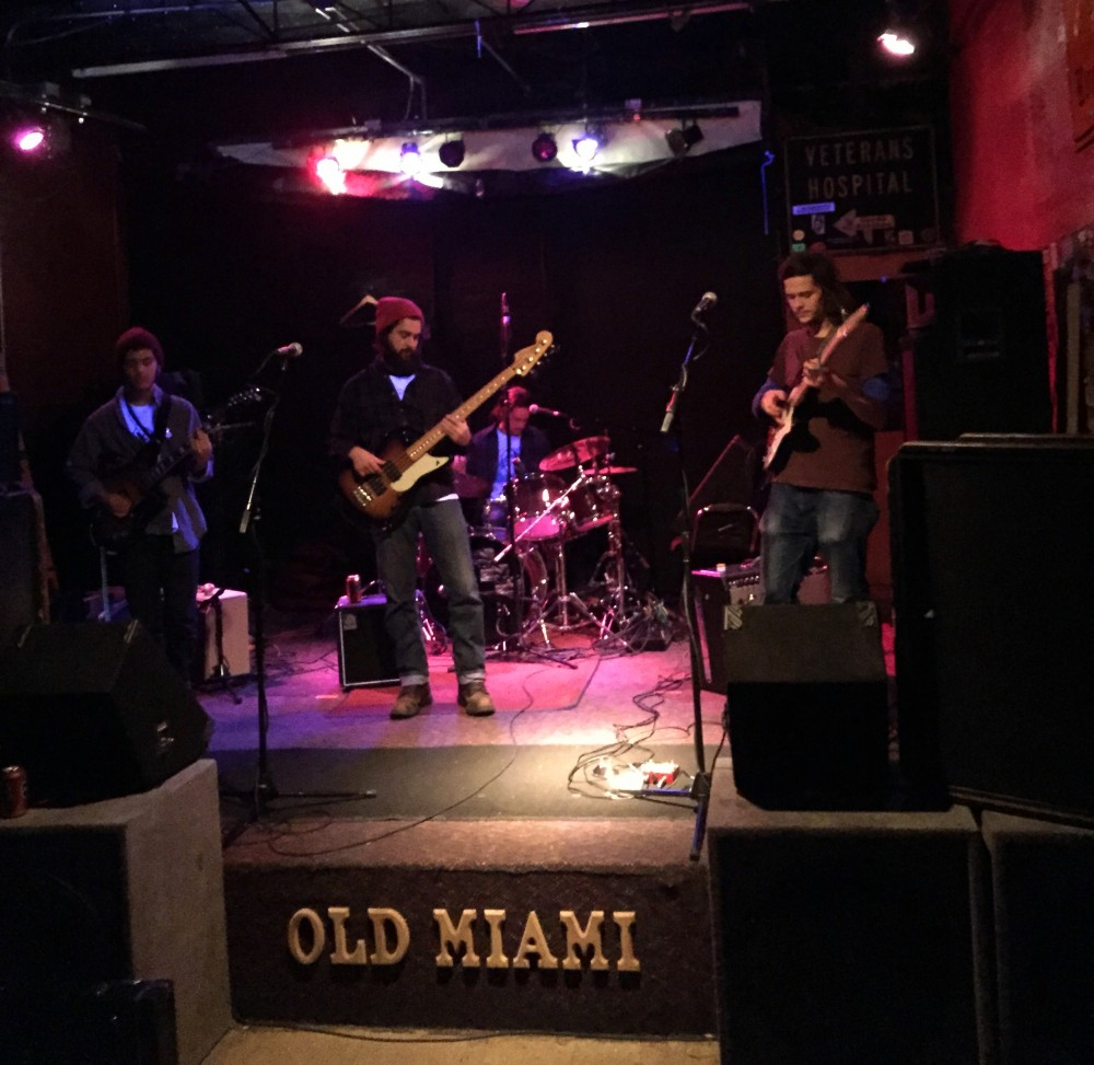 Remnose performs at the Old Miami. Photo By Eric Kiska.