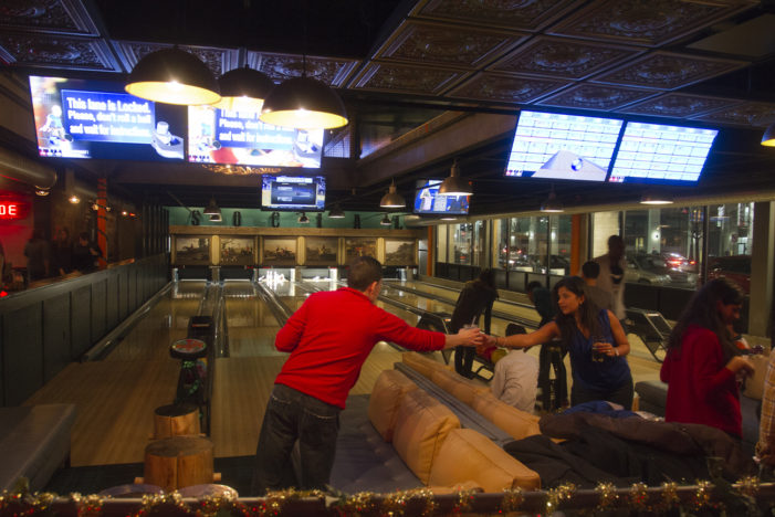 Glimpse inside: Punch Bowl Social offers new nightlife experience in Detroit