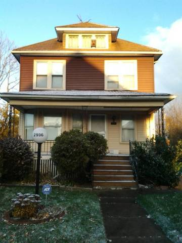 A man died at this house at 2995 Fischer. Photo courtesy of Motor City Mapping.