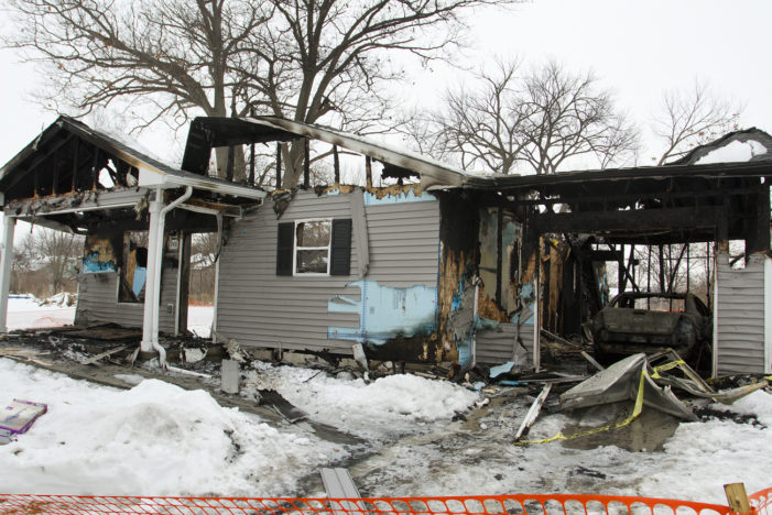 First week of February: Fires kill 2 brothers, burn 26 houses; rigs malfunction