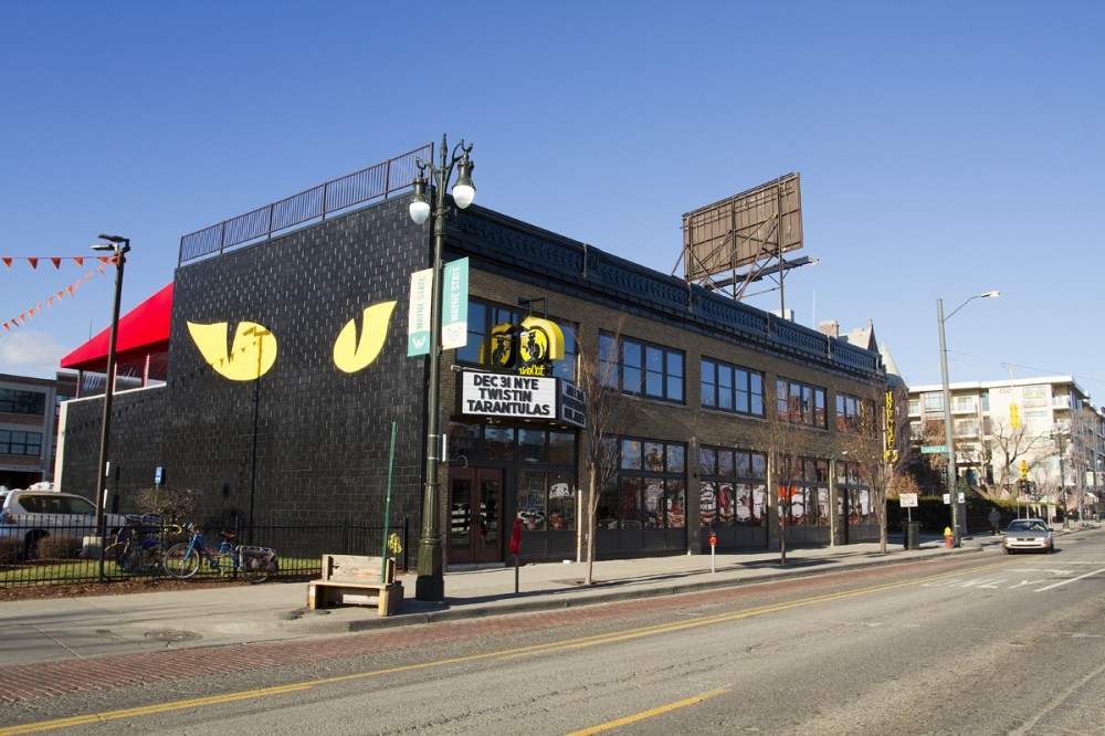 HopCat on Woodward and W. Canfield in Midtown. Steve Neavling/MCM