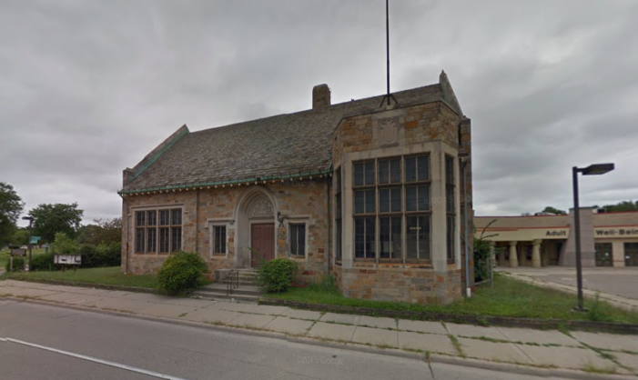 Raze or preserve? Fate of old Redford library may soon be decided