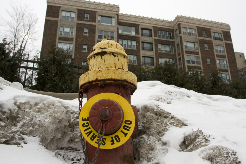 18 Notable Buildings In Detroit With Out Of Service Hydrants