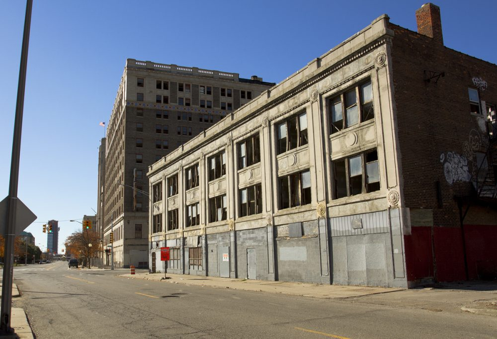 What 39 s next for 23 vacant cass corridor apartments hotels for Apartments across from motor city casino
