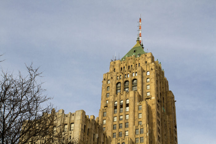 Iconic Fisher Building, Art Deco neighbor fetch $12.2M at auction