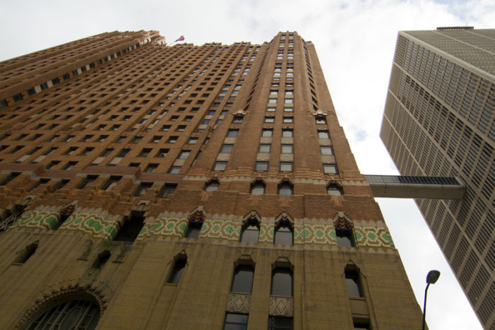 After spending $57M on skyscraper, county is selling Guardian Building