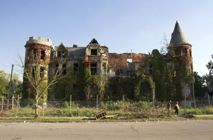 Long-abandoned mansion in Cass Corridor to get new life