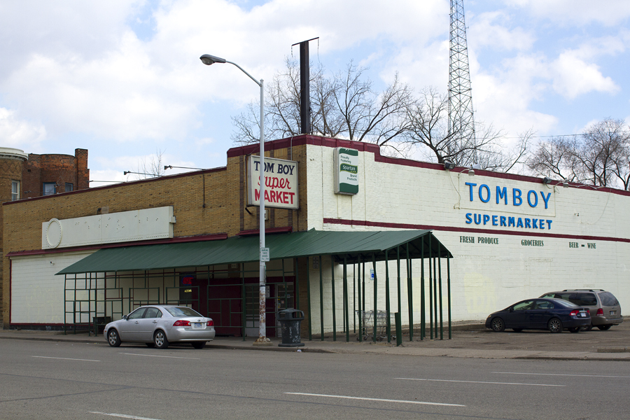 Will Leather Goods is moving into the former Tomboy Market building. By Steve Neavling/MCM
