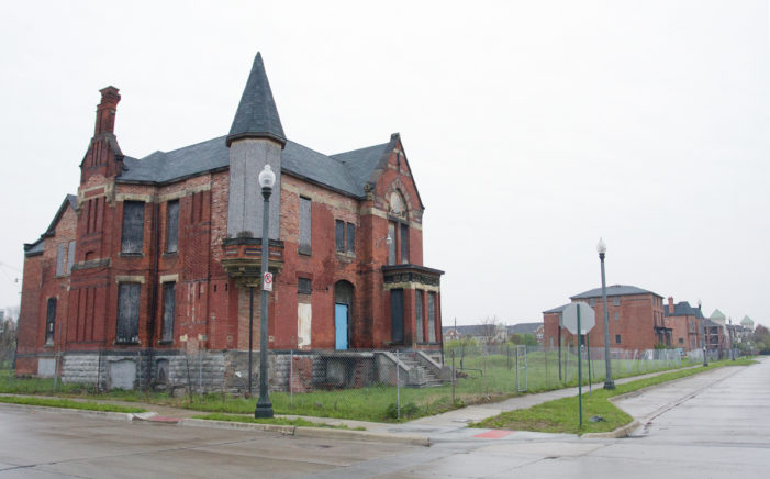 Billionaire Dan Gilbert, others plan ambitious redevelopment of historic Brush Park