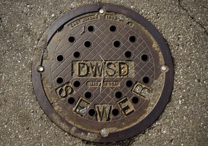 Another downtown manhole cover 'blows,' but DTE denies problems