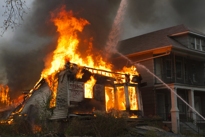 Here's what happens when Detroit firefighters have working equipment