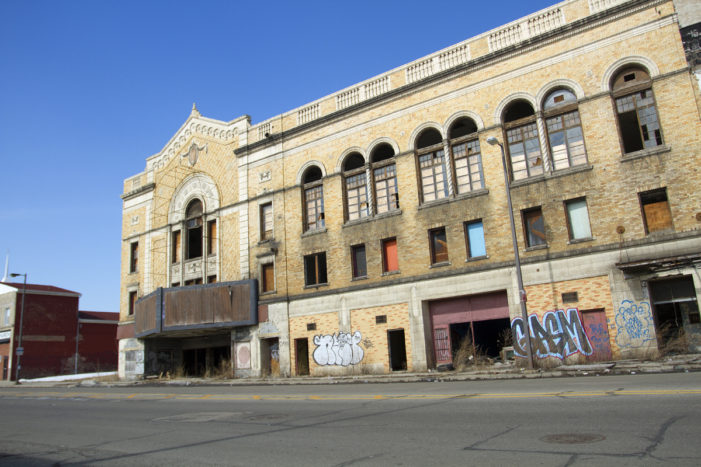 City of Detroit to demolish once-venerable Eastown Theatre as early as today