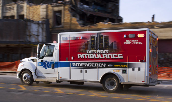 Detroit EMS captain glorified violence, spewed bigotry. Got job back