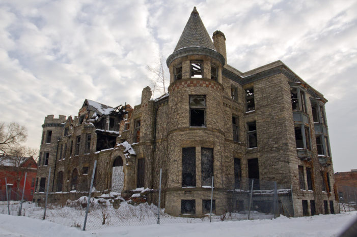 Photos: 50+ vacant Cass Corridor buildings whose fate likely will be determined in 2016