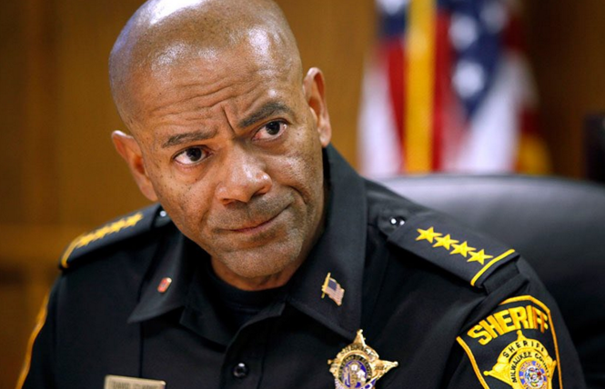 Conservative sheriff criticizes FBI for investigating Flint water crisis