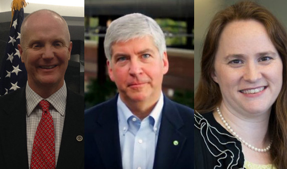 Snyder ignored top aides' warnings of 'downright scary' hazards of Flint River