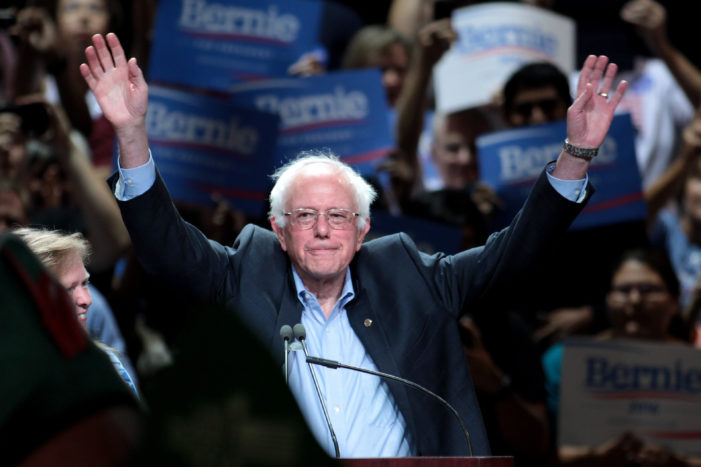 Michigan delivers big upset to Bernie Sanders in Democratic primary