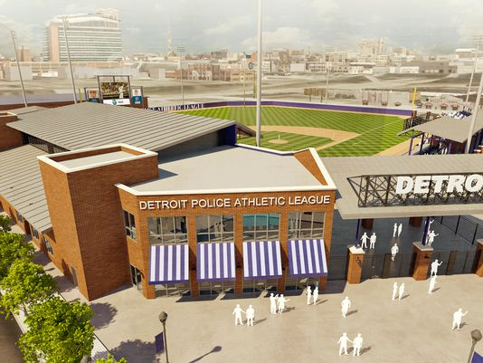 Ballpark at Tiger Stadium site to be named after hometown hero Willie Horton