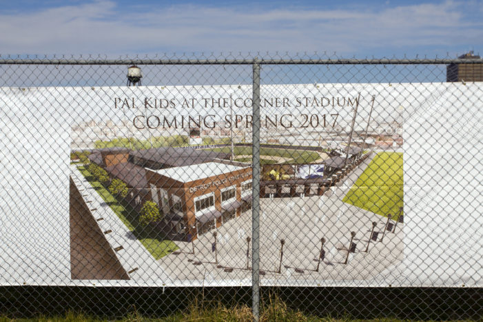 PAL to begin digging up historic Navin Field at Tiger Stadium site on June 6